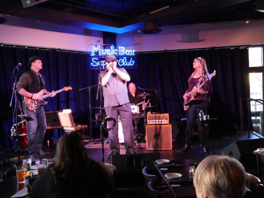 Backstreet Blues Band 1