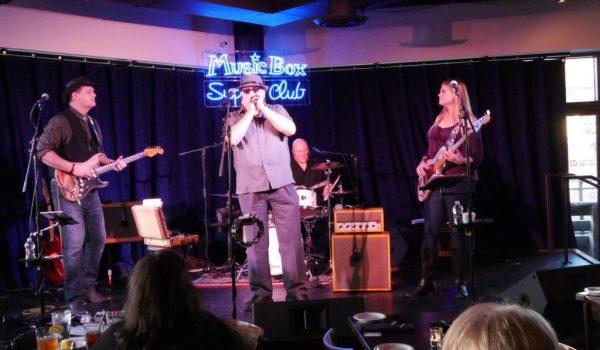Backstreet Blues Band