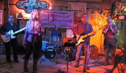 2019_01_14 CBS Jam The Blue Drivers at Cebars P1110380